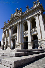 """Basilica di San Giovanni in Laterano • <a style=""""font-size:0.8em;"""" href=""""http://www.flickr.com/photos/89679026@N00/6915049996/"""" target=""""_blank"""">View on Flickr</a>"""