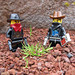 LEGO Collectible Minifigures Series 6 vs  Western Cowboys