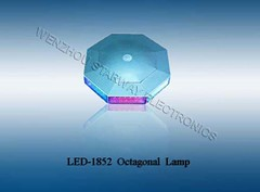 LED-1852 Octagonal Lamp (starwayac) Tags: ledlights minilights policelights