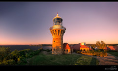 Barrenjoey Lighthouse (Jay Daley) Tags: morning sunrise nikon sydney nsw d800 barrenjoey 1635 lighthous northernbearches