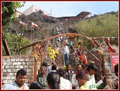 Zor se bolo, Jai Mata Ki (Kquester) Tags: kali mandir pavagadh mahakali maakali shaktipeeth