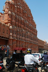 Jaipur Icon (Let Ideas Compete) Tags: india wind mahal palace jaipur rajasthan hawamahal hawa indianculture incredibleindia