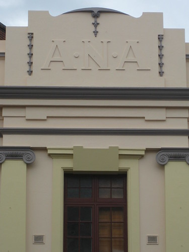 The Former ANA Hall - Camp Street Ballarat