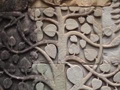 Bayon details, Angkor Wat
