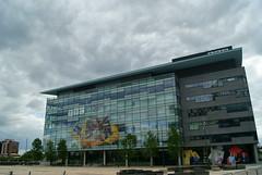 BBC (shabbagaz) Tags: uk england urban west television manchester weekend jubilee north lancashire bbc greater britishbroadcastingcorporation unitedkingdomgreat britainjune2012shabbagazsonyalphaa330diamond