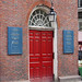 Old South Meeting House - Boston - Entrance
