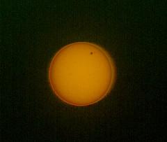 Transit of Venus; 06-05-2012; POV 1333 26th avenue; The Sunset, San Francisco (2012) (Stepthos) Tags: venus transit venustransit san francisco sanfrancisco california june52012 060512 solar shades solarshades viewing stephenwadethomson stephenwadethomsonphotography plomomedia