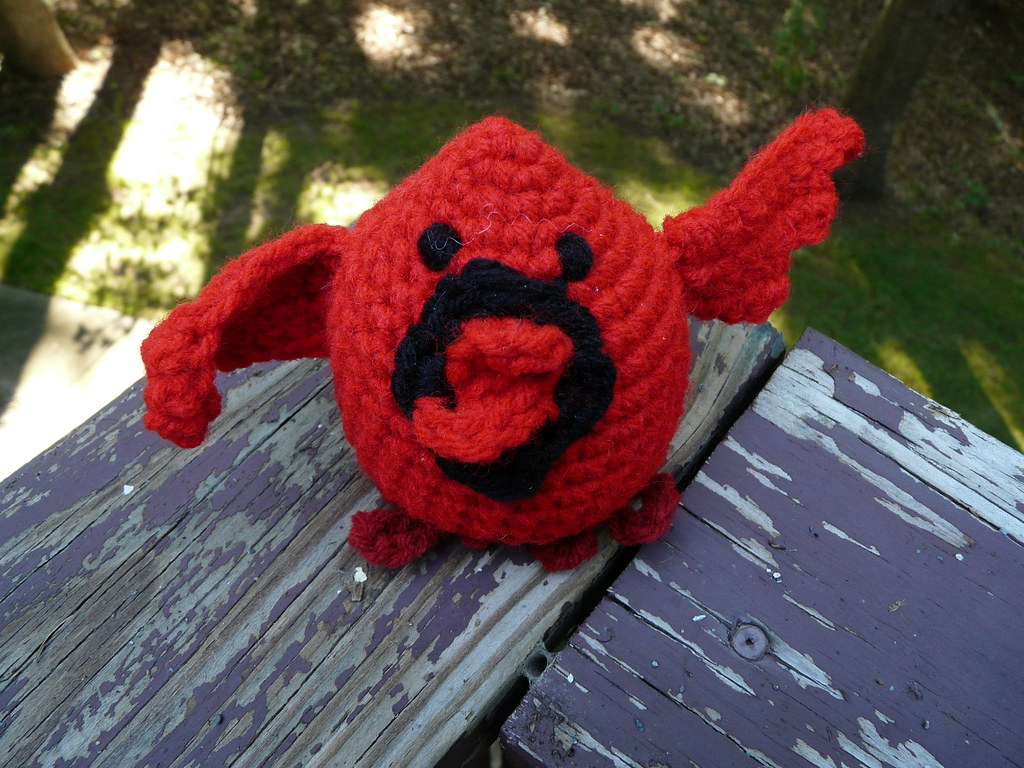 The Worlds Best Photos of amigurumi and cardinal - Flickr ...