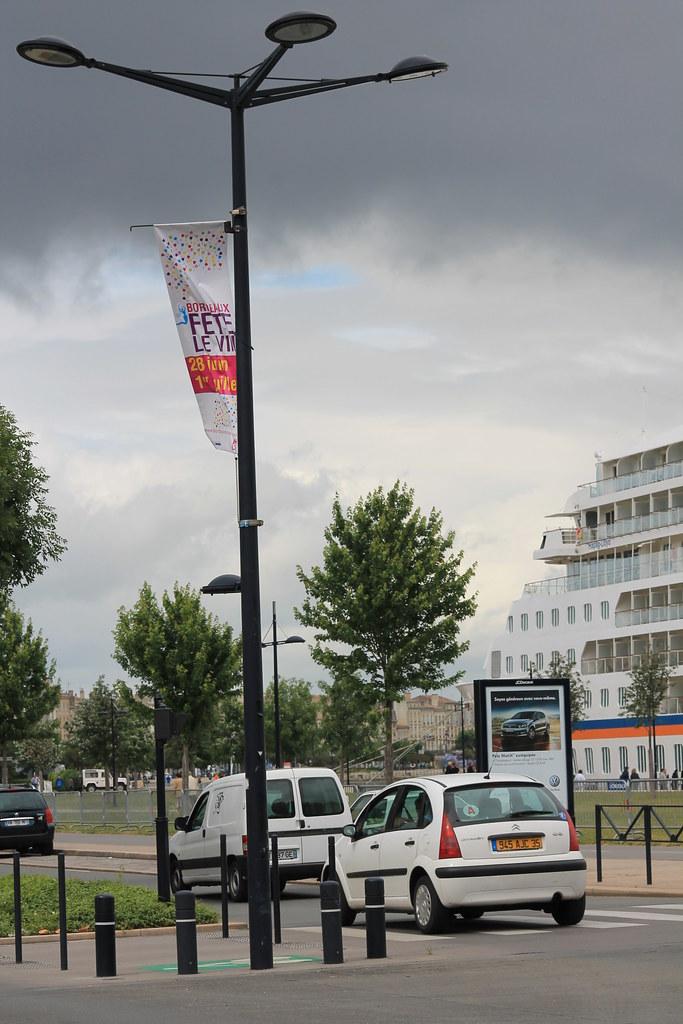 Paquebot Europa - Bordeaux - 11 juin 2012