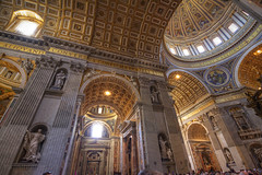 "Basilica di San Pietro • <a style=""font-size:0.8em;"" href=""http://www.flickr.com/photos/89679026@N00/7186659688/"" target=""_blank"">View on Flickr</a>"