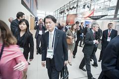 Mitsuhiko Yamashita at the Summit