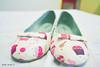 1日  (midorinails) Tags: project shoes colorful cupcake kawaii 365 sapato laço sapatilha alicedisse
