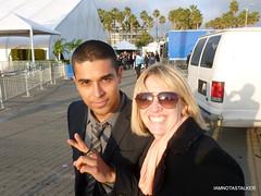 Wilmer Valderrama (IAMNOTASTALKER.com) Tags: celebrities celebrityphotographs