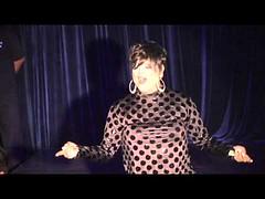 "Lorayne Love: ""Domino"" @ Showgirls! (gaywesthollywood) Tags: gay west drag los angeles hollywood showgirls weho mickys"