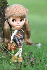 The Fashionista.....*Clover**