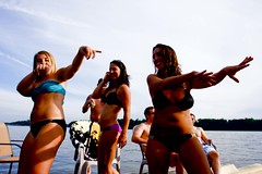Winston Bash (Casey AKO) Tags: party lake bash norman leisure salem winston lair lefever