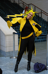 Zapdos (according2shortcake) Tags: cosplay 15 pokemon animazement zapdos