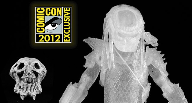 NECA - SDCC 限定the Cloaked City Hunter Predator