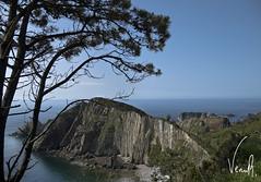Playa del Silencio (VR_Photo) Tags: sea costa beach landscape coast mar asturias playa paisaje cudillero marcantábrico playadelsilencio gavieru