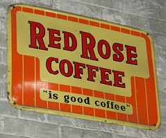 Red Rose Coffee (Will S.) Tags: toronto ontario canada coffee distillerydistrict mypics balzacs vintagesign gooderhamandworts gooderhamworts thedistillerydistrict balzacscoffee redrosecoffee