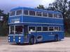 ( Preserved ) . Walsall Corporation . 116 XDH516G . Wythall . Monday 29th-August-2005 . (AndrewHA's) Tags: bus corporation preserved 116 daimler walsall fleetline parkride wythall northerncounties ncme bammot crg6 birminghammidlandmuseumoftransport xdg116g