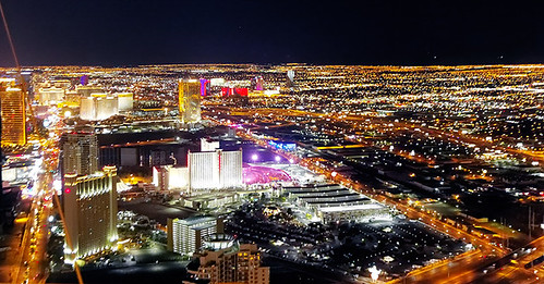 Las Vegas from the Stratosphere