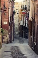Vico III dei Genovesi (Just.in.Musing) Tags: sardegna street italy italia sardinia cagliari