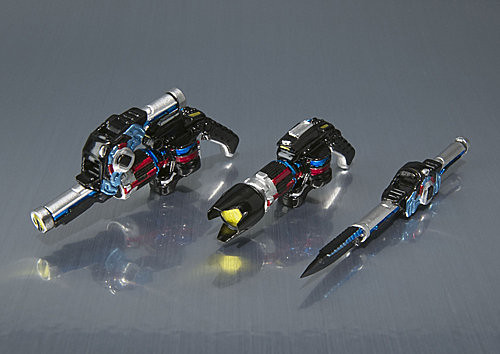 S.H. Figuarts 特命戰隊Go Busters - Red Busters