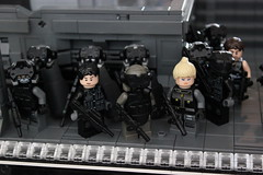 Fall of Berlin DARKWATER (✠Andreas) Tags: lego military halo darkwater europeanunion protos brickarms thepurge fallofberlin legodarkwater