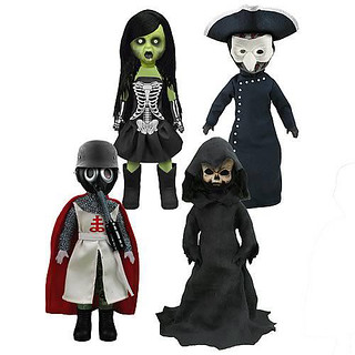 MEZCO - Living Dead Dolls:天啟四騎士