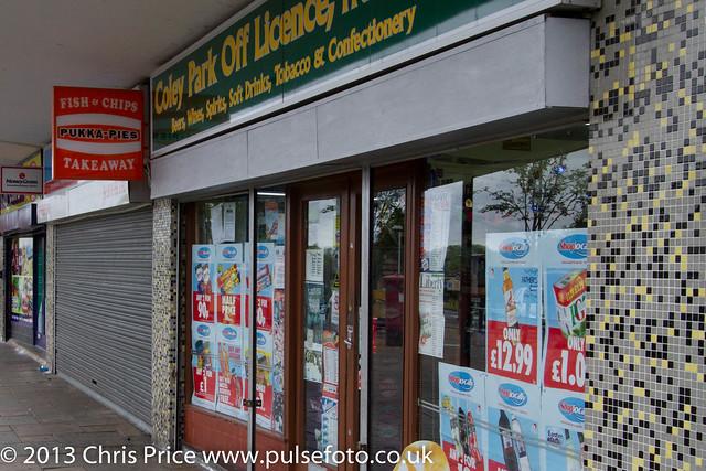Coley Park Shops