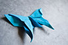 Origami Swallowtail Butterfly - Michael Lafosse