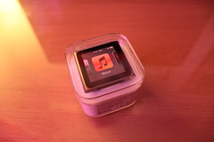 iPod Nano Graphite (Apple Lover) Tags: new music black clock apple radio ipod box watch luna wearable nano ios graphite aluminium tik lunatik