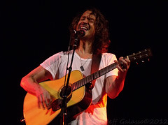 Chris Cornell performs a solo acoustic concert in London 18 June 2012 (Mister J Photography) Tags: london live solo acoustic palladium 2012 chriscornell 18june lastfm:event=3206565