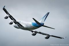 Corsair Boeing 747-400 (Timothe Savour) Tags: corsair international boeing 747 747400 fgtui