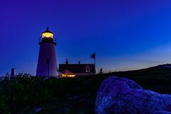 Pemaquid Point Lighthouse at Sunset (jhall76288) Tags: sunset lighthouse night buildings bristol unitedstates maine photographers slowshutter states jh geolocation pemaquidpointlighthouse geocity geocountry camera:make=nikoncorporation exif:make=nikoncorporation geostate exif:aperture=45 camera:model=nikond7100 exif:model=nikond7100 exif:isospeed=100 exif:focallength=23mm exif:lens=1801400mmf3556 geo:lat=43837205555555 geo:lon=69505597222222 photonewenglandworkshop photoworkshoptours