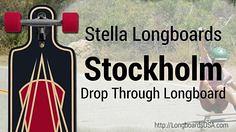 Stella Stockholm Dro (longboardsusa) Tags: stella usa stockholm skate skateboards dro longboards longboarding