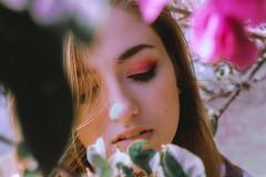Pink Vibes (Santiago Mndez Photography) Tags: portrait nature girl girly pastel venezuela makeup pale caracas mua