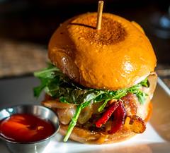 Bacon Cheddar Burger (MarcusTeee) Tags: food ny cheese photography bacon burger atlanticcity