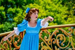 Dream Along With Mickey (disneylori) Tags: peterpan disney disneyworld characters wdw waltdisneyworld wendy magickingdom disneycharacters dreamalongwithmickey facecharacters