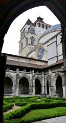St Etienne Cathedral Cahors France10 (artnbarb) Tags: france cathedral stetienne cahors