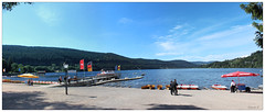 Lac de Titisee (Francis =Photography=) Tags: 2013 lacdetitisee rundfahrt allemagne blackforest badewurtemberg seebach gutach titiseeneustadt deutschland europe europa water eau lake schwarzwald fortnoire