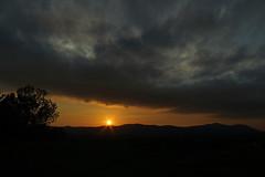 Malvern Sunset (Treflyn) Tags: sunset hill severn hills end malvern upon upton