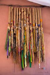 Quipu (cheryl strahl) Tags: peru southamerica inca traditional counting sacredvalleyoftheincas quipu recordkeeping urubambavalley