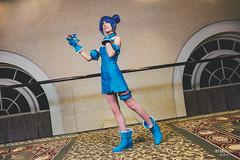 Mew Mint ( ) (btsephoto) Tags: portrait anime lens hotel tokyo costume texas fuji play cosplay fort iii ant flash north mint hilton r convention fujifilm worth 1855mm lm fujinon mew  xf ois xt1 f284  yongnuo   yn560