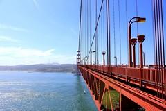 Golden Gate Bridge (Selma Grytzell) Tags: sf sanfrancisco california canon goldengatebridge canon600d