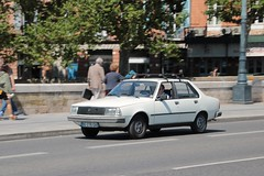 Renault R18 (xwattez) Tags: renault r18 voiture automobile franaise ancienne old french car vhicule transports rue street toulouse france 2016