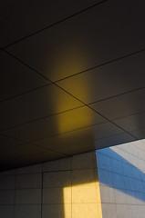 Some Aga Khan Glow (JeffStewartPhotos) Tags: walkingwithdavidw agakhancentre toronto ontario canada agakhanmuseum glow settingsun architecture architectural detail