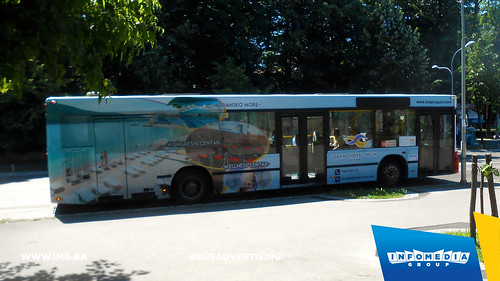 Info Media Group - Hotel Neum, BUS Outdoor Advertising, Banja Luka 06-2016 (4)