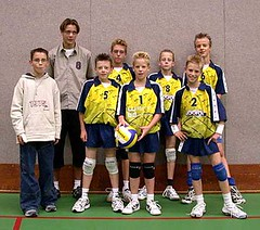 2002 Jongens C1 - Tr. Gert Hamhuis